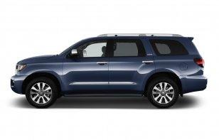 Toyota Sequoia 2020 - Precios y versiones en México