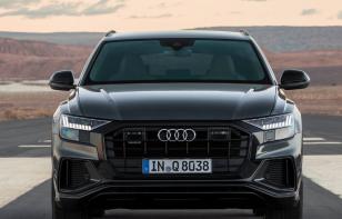 Audi Q8 2020 Reseña - Una SUV coupé cargada de tecnología y desempeño