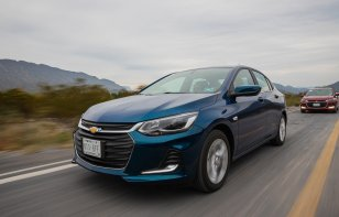 Chevrolet Onix 2021 Reseña - El as bajo la manga