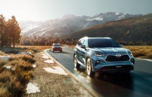 Toyota Highlander 2020 - Precios y versiones en México