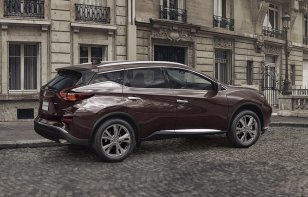 Nissan Murano 2020 - Precios y versiones en México