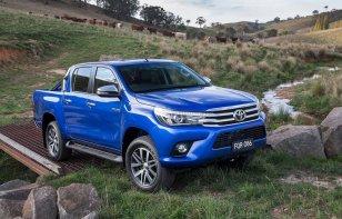 Toyota Hilux 2020 - Precios y versiones en México