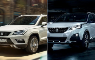 Comparativa: SEAT Ateca Xcellence 2020 vs Peugeot 3008 Allure Pack 2020