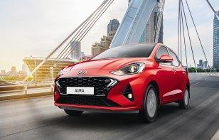 Avance del Hyundai Aura 2020, el sustituto de Grand i10