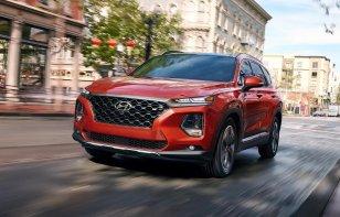 Hyundai Santa Fe 2020 Reseña - Espacio en exceso