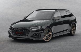 Audi lanza edición limitada para la RS4 Avant