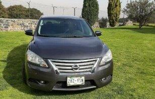 Nissan Sentra impecable en Ciudad de México más barato imposible