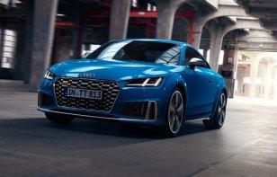 Audi TT 2020 - Precios y versiones en México