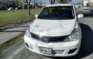 Nissan Tiida 2010 en venta