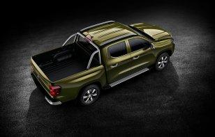 Peugeot llega al segmento de las pick-up con la Landtrek