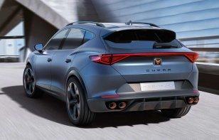 La Cupra Formentor de producción será revelada en el Auto Show de Ginebra 2020