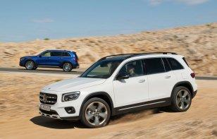 Mercedes-Benz GLB 2020 Reseña - Calidad y estilo europeo en una SUV hecha en México