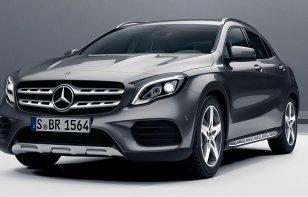 Mercedes-Benz GLA 2020 Reseña - Lujo compactado