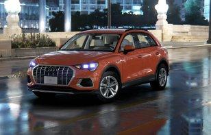 Audi Q3 2020 Reseña - La nueva generación de esta SUV se roba las miradas