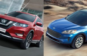 Comparativa: Nissan X-Trail Exclusive 2 Row Hybrid 2020 vs Ford Escape SE Sport Hybrid 2020