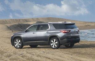 Chevrolet Traverse 2020 Reseña - Comodidad para toda, pero toda la familia