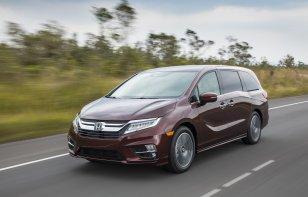 Honda Odyssey 2020 Reseña - El espacio para toda la familia