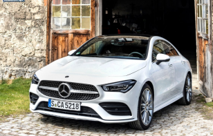 Mercedes-Benz Clase CLA 2020 Reseña - Porque la exclusividad también es futurista