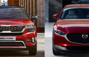 Comparativa: Kia Seltos GT Line 2020 vs Mazda CX-30 i Grand Touring 2020