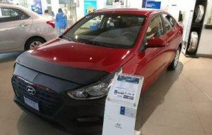 Hyundai Accent 2020 Sedán  Rojo