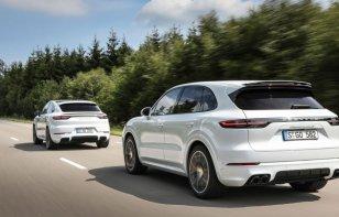¿Qué tanto sabes de la Porsche Cayenne?