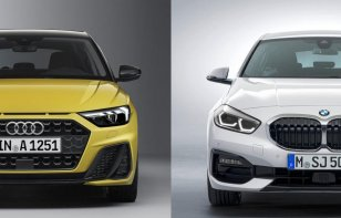 Comparativa: Audi A1 Sportback S Line 2020 vs BMW Serie 1 118iA Sport Line 2020