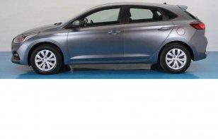 Hyundai Accent 2020 Hatchback AT Gris