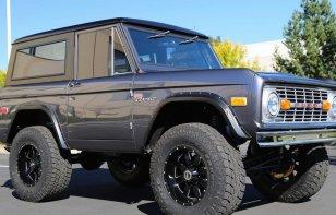 ¿Qué tanto sabes sobre la mítica Ford Bronco?
