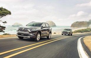 Toyota RAV4 2020 - Precios y versiones en México