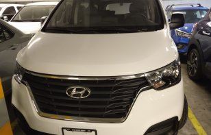 Hyundai Starex 2020 Camioneta  Blanco