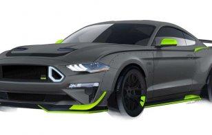 RTR Mustang Spec 5 by LFP, nuevas modificaciones para el deportivo americano