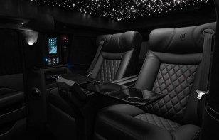 Cadillac Escalade 2021 ESV de Lexani, la oficina más lujosa