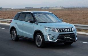 Suzuki Vitara 2020 Reseña - Una SUV accesible que no teme ensuciarse