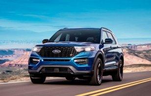 Ford Explorer 2020 - Precios y versiones en México