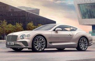 Bentley Continental: Precios y versiones en México