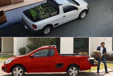 Comparativa: Volkswagen Saveiro Pepper 2019 vs. Chevrolet Tornado LT 2019