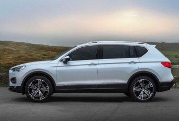 SEAT Tarraco 2019: Precios y versiones en México