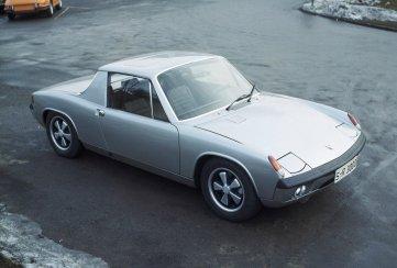 El Porsche 914 cumple 50 años