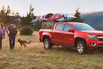 Chevrolet Colorado 2019: Precios y versiones en México