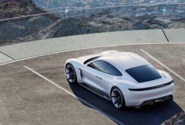 El Porsche Taycan incorporará Apple Music