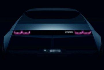 El Hyundai 45 Concept será protagonista en el Auto Show de Frankfurt