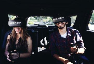 Ford, Holoride y Universal crean experiencia de realidad virtual dentro de un auto