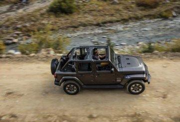 Jeep Wrangler 2020 Microhíbrida llega a México
