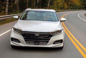 Honda Accord 2020: Precios y versiones en México