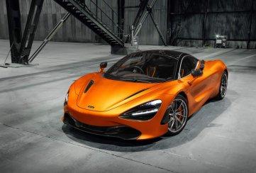 McLaren presentará su nueva plataforma en primavera del 2020