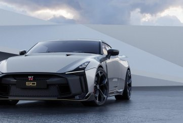 Inicia la producción del Nissan GT-R50 by Italdesign