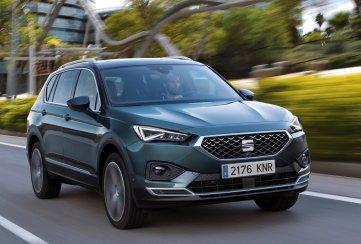 SEAT Tarraco 2020 Reseña - Diversión y estilo para toda la familia