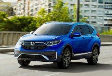 Honda CR-V 2020 - Precios y versiones en México