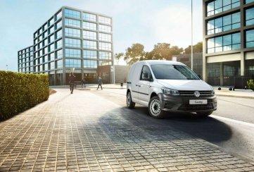 Volkswagen Caddy 2020 Reseña - Viajes de trabajo eficientes y ordenados