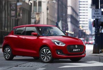 Suzuki Swift: Elementos que debes revisar a los 10,000 kilómetros y precios de servicio